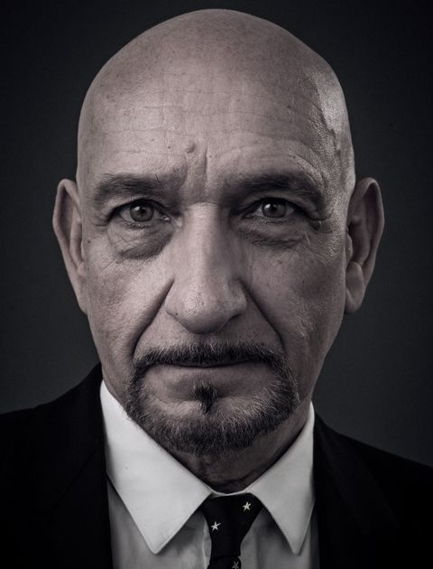 Sir Ben Kingsley (photo by Andy Gotts MBE)