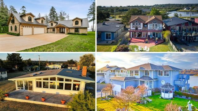 7 Homes In Point Roberts Idyllic U S Outpost Is A Perfect Place To Self Isolate In 2020 Idyllic Point Roberts Perfect Place
