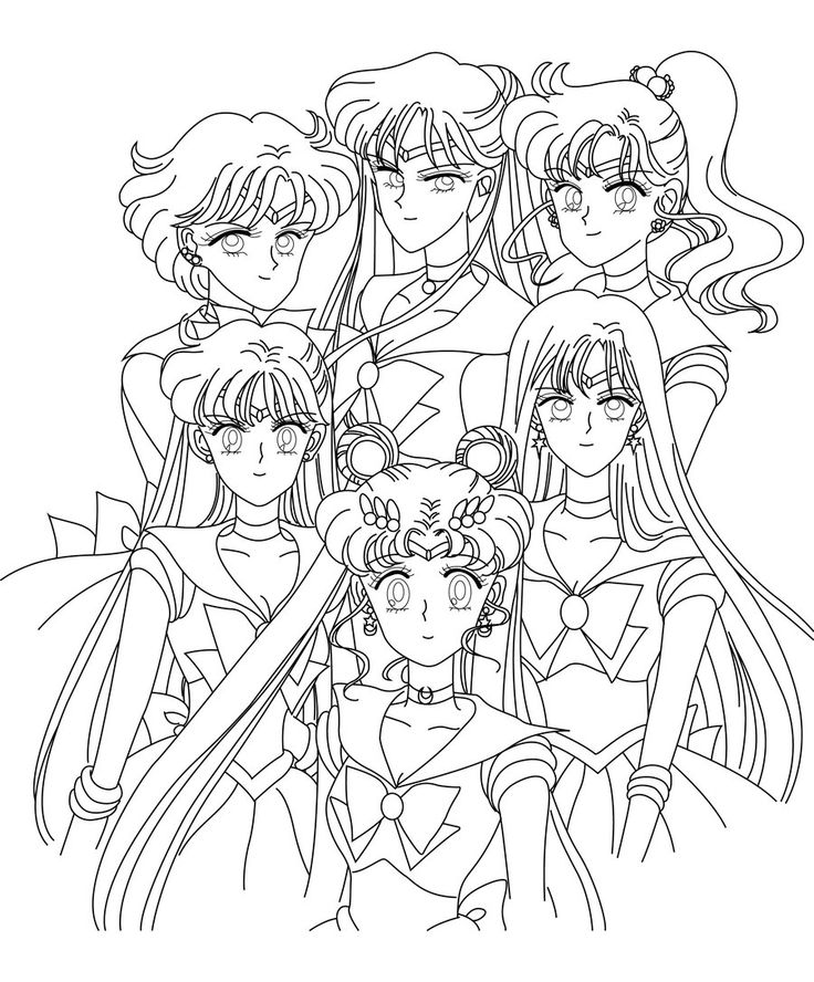 406 best images about sailor moon coloring sheets on pinterest for Coloring pages sailor moon