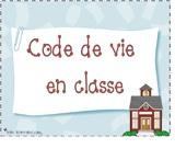 Climat de classe primaire...BCQ pour l'enseignement en francais...MERCI!