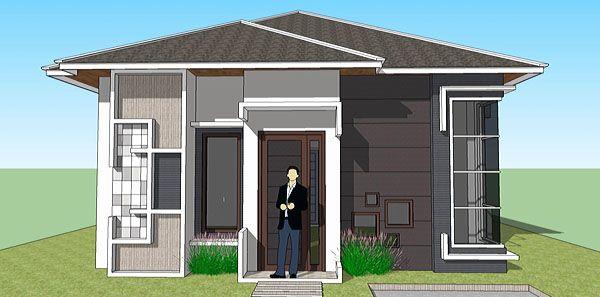 Rumah Sederhana 3 Kamar - http://1rumah.com/desain-rumah-sederhana-3