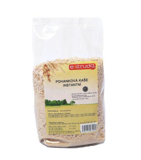 EXTRUDO Pohanková senza glutine istantaneo budino 150 g