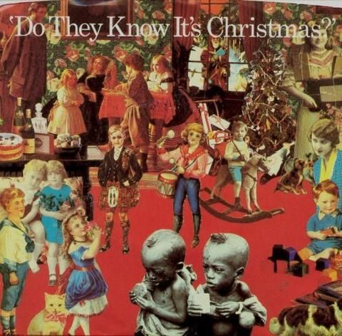 Do They Know It's Christmas? / Feed the World