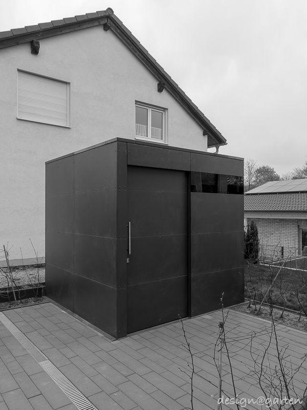 Design Gartenhaus Gart Zwei In Bochum Design Garten Design Gartenhaus Gartenhaus Haus