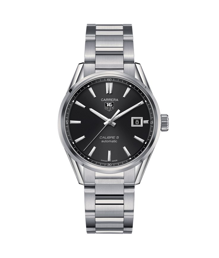 TAG Heuer Carrera Calibre 5 Automatic Watch 100 M - 39 mm WAR211A.BA0782 TAG Heuer watch price