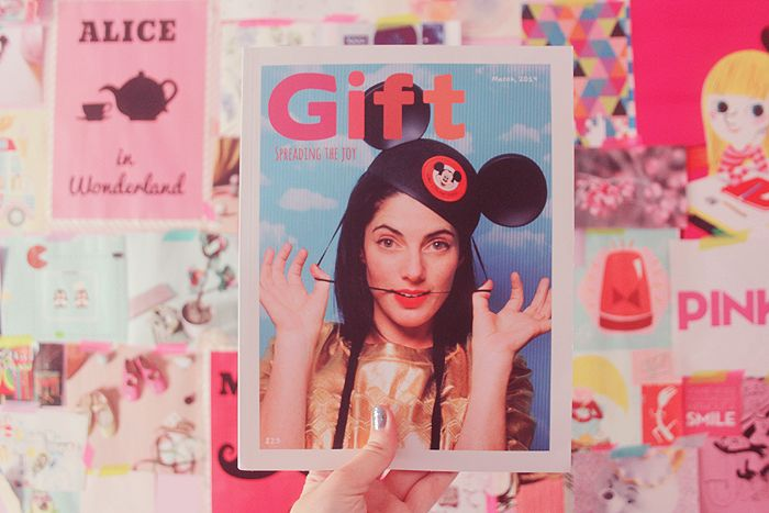 Gift Magazine ♥ | Poulette Magique