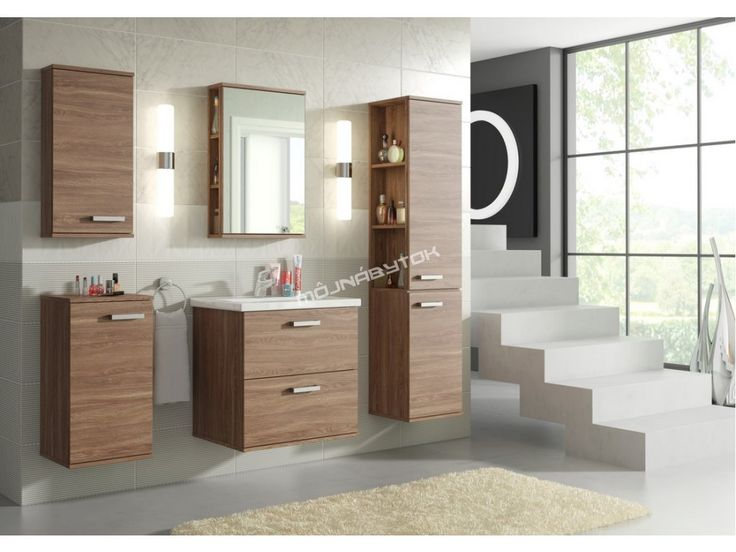 Dokonalá novinka medzi kúpeľňovými zostavami - kúpeľňová zostava HARMONY.