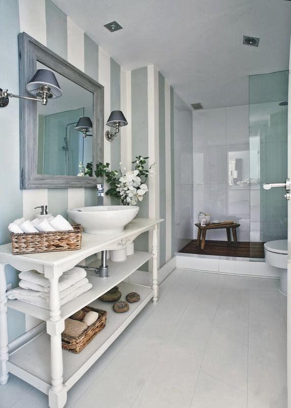 138 best wohnen: im wohnzimmer images on pinterest | live, home ... - Arredo Bagno Casa Al Mare