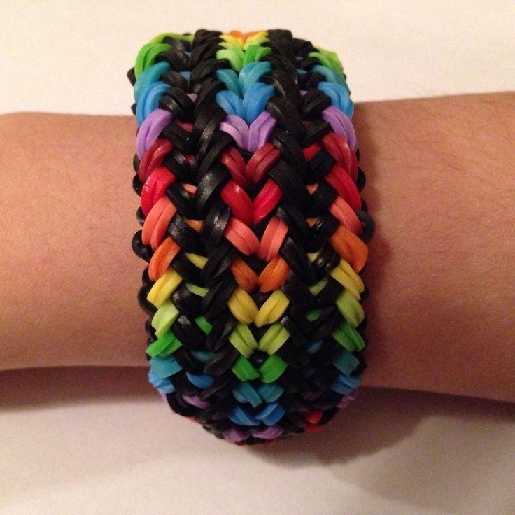 Easiest Rainbow Loom Bracelet Patterns