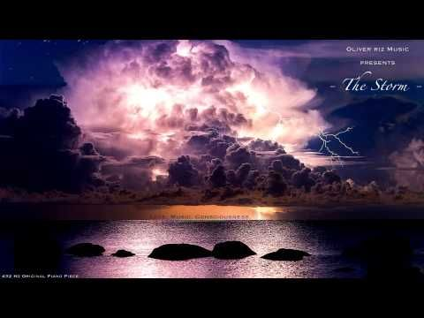 The Storm - Anamé Music |432Hz Heart Chakra and Throat Chakra| - YouTube