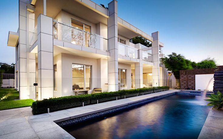 Scyon Matrix Cladding Adds Modern Architectural Style