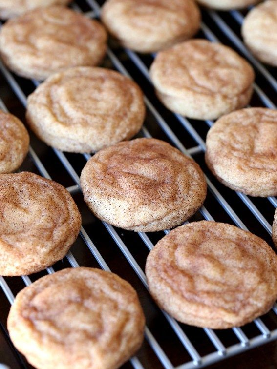 1000+ ideas about Soft Snickerdoodle Cookies on Pinterest ...