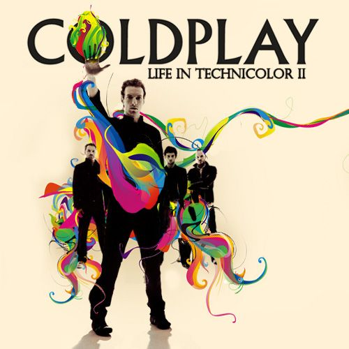 Life In Technicolor II – Coldplay Sheet Music