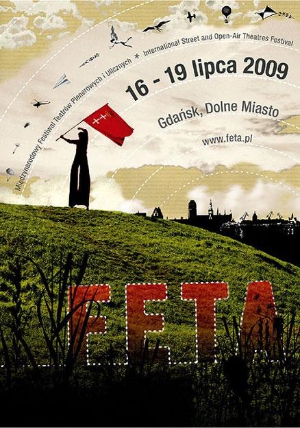 Feta 2009 poster