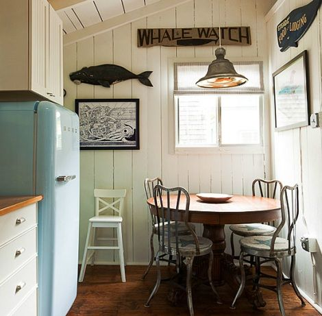 Wonderful Nautical Cottage Decor Ideas From A Cozy Home