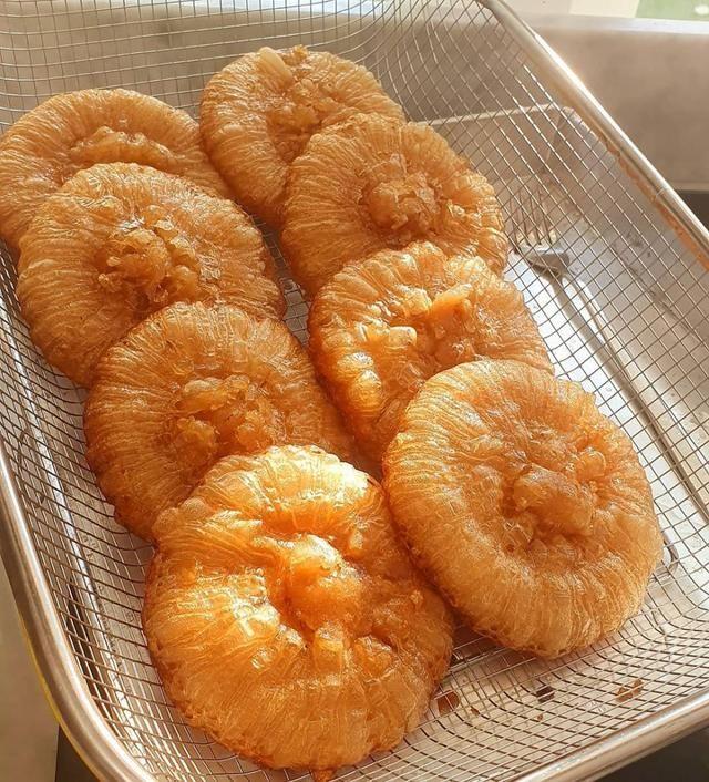Resep Kue Cucur Gula Merah Manis Dan Gurihnya Berpadu Sempurna In 2020 Food Fruit Pineapple