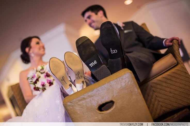 Such a cute and creative idea for your wedding day. Photo by http://www.trevordayleyblog.com  #wedding