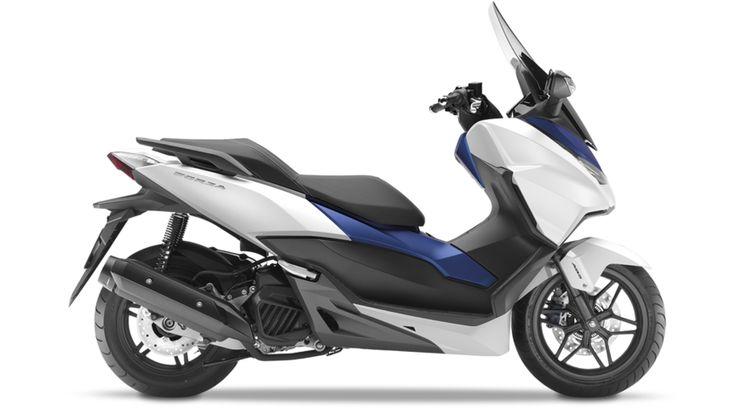 Specificaties – Forza 125 – Scooters – Aanbod – Motorfietsen – Honda