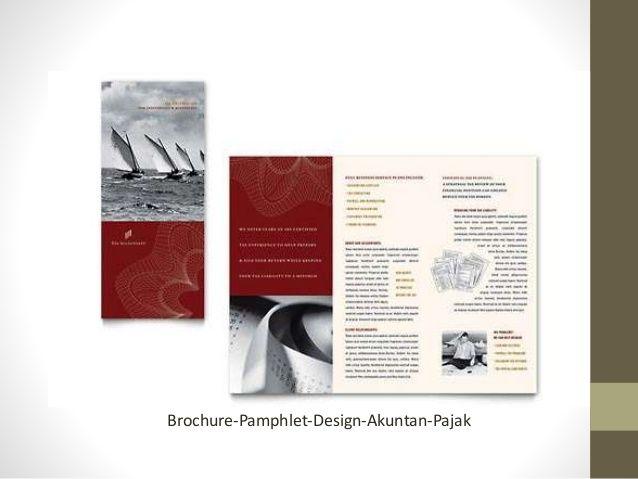 36 contoh desain pamflet dan brosur jasa keuangan finansial dan inves…