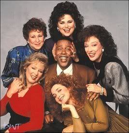 Designing Women - My favorite tv show as a child.  That might explain some things!