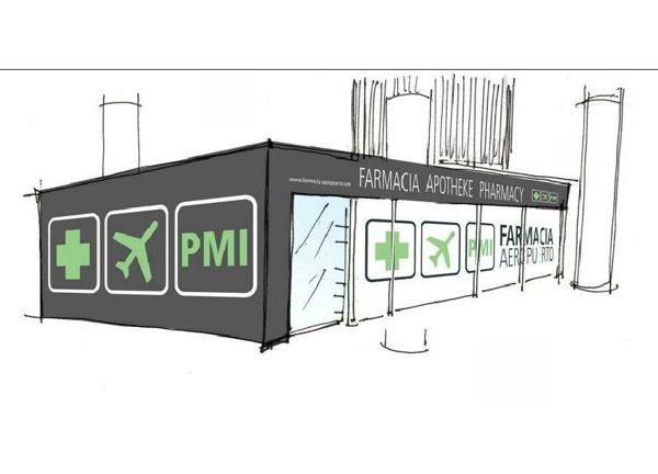 Airport Pharmacy Mallorca on Behance