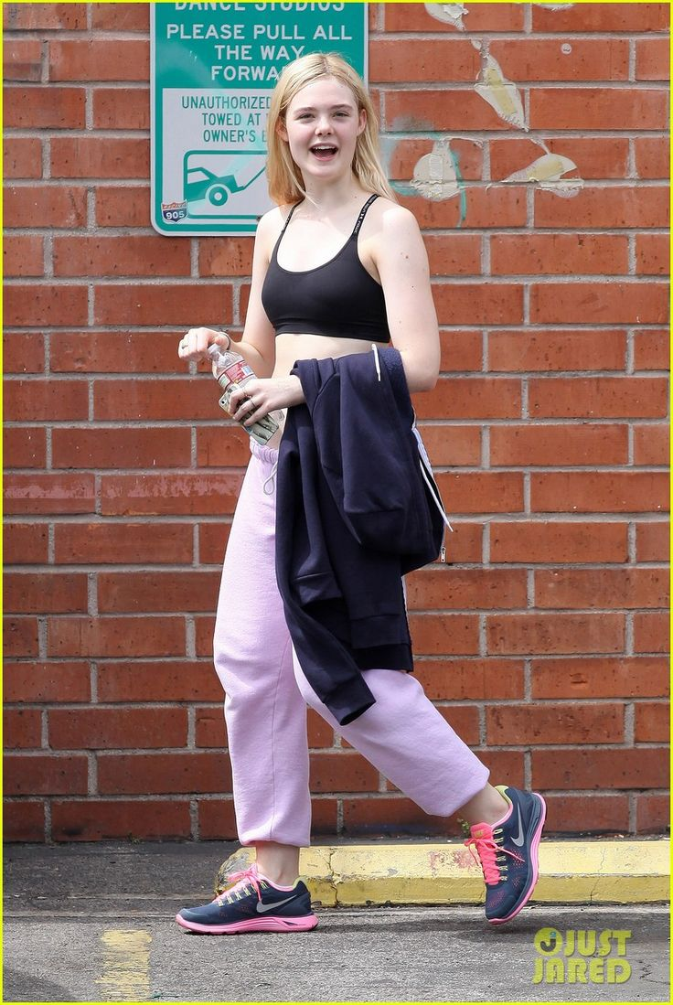 18 Best Images About Elle Fanning Hot On Pinterest