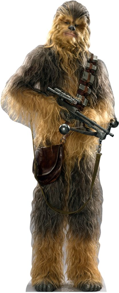 Chewbacca is awesome                                                                                                                                                     More