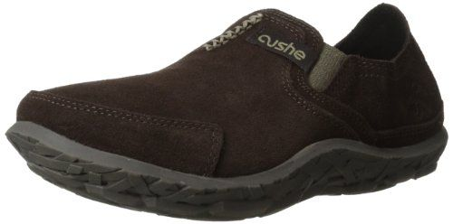 Cushe Men's M Rubber Sole Fashion Sneaker,Dark Brown,44 EU/11 M US Upper Material: Premium suede. In-sock: Microfiber. Outsole: Moulded EVA with unique Manuka Honeycomb design. Breathable canvas lining. UM01161B, UM01011B, UM01010B, UM01012B, UM00950B.  #Cushe #Shoes