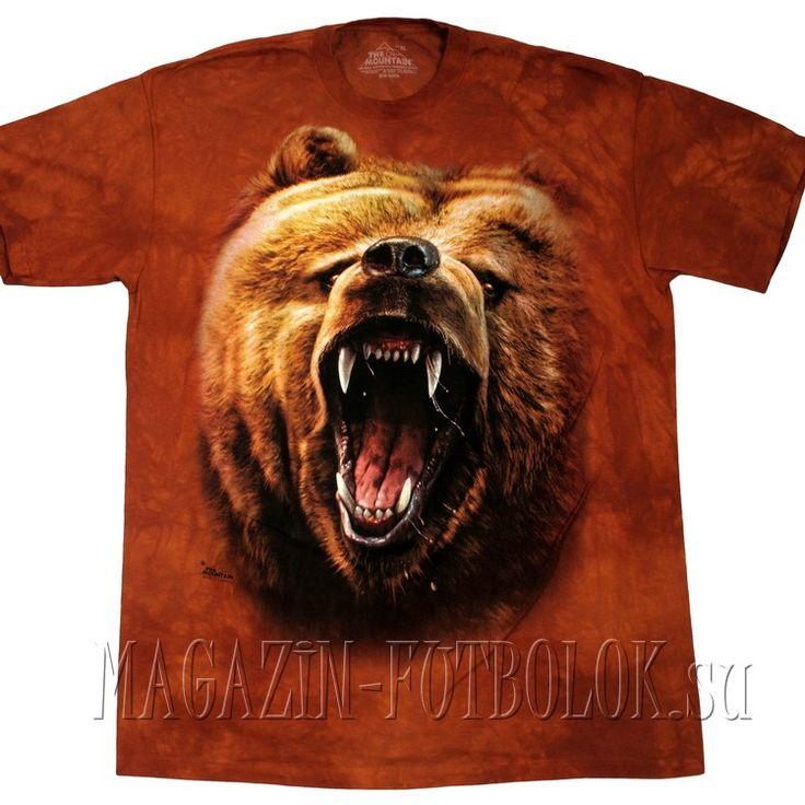 grizzly growl объемные футболки купить в москве