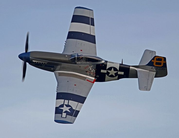 The Hangar 11 Collection North American P-51D Mustang 44-72035.