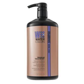 tressa watercolors color maintenance shampoo violet washe 1l 338oz click on the image - Shampoing Qui Colore Les Cheveux
