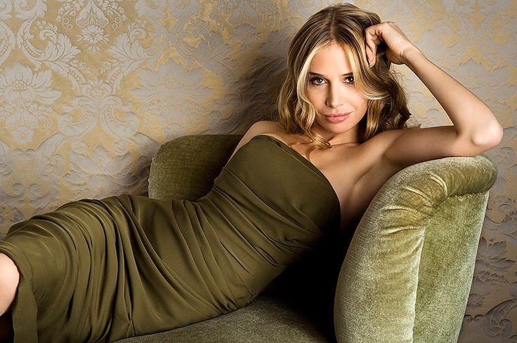 Picture of Nadeshda Brennicke | Model, Strapless top