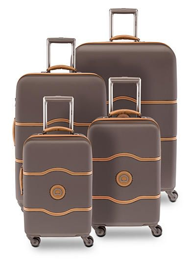 Delsey Chatalet Hardside Spinner Luggage Collection
