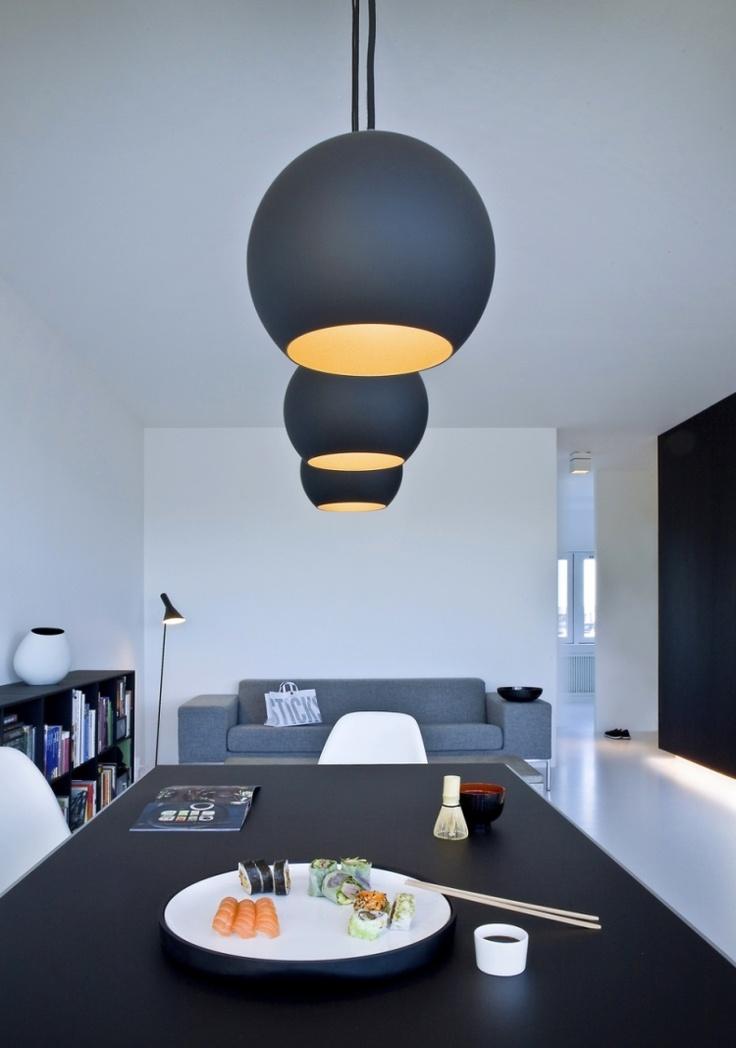 Copenhagen Penthouse II by Norm Architects - Wave Avenue