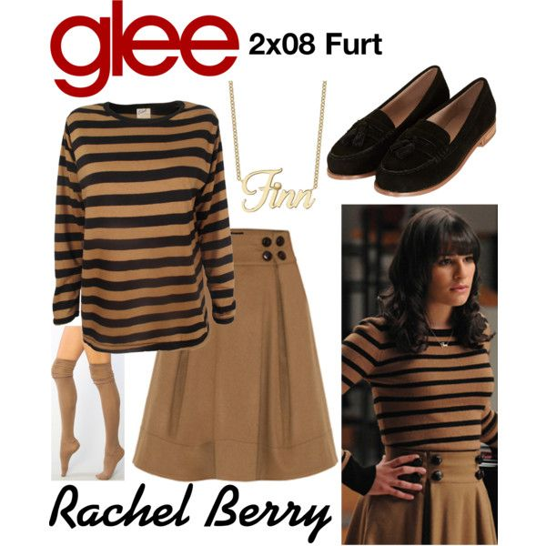 Rachel Berry Fashion