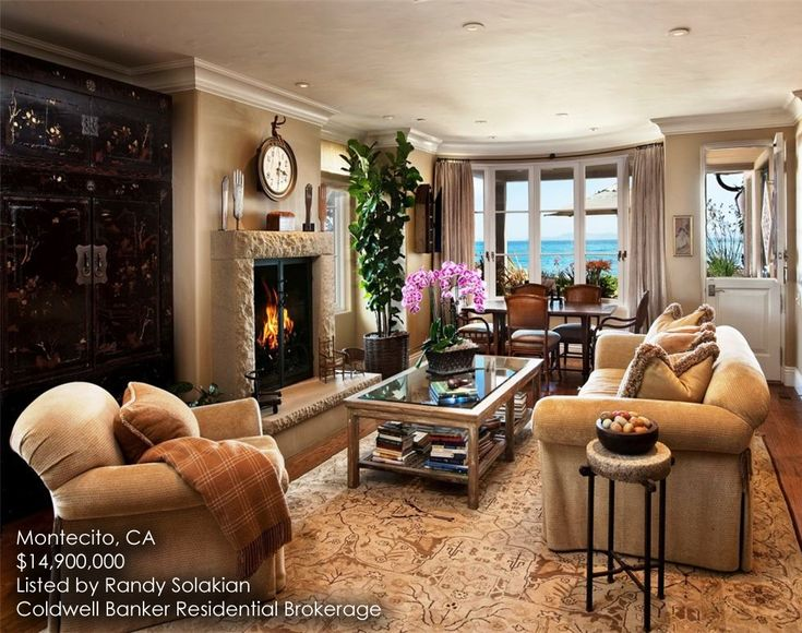 91 best Relaxed Living Room w/Floral images on Pinterest | Living ...