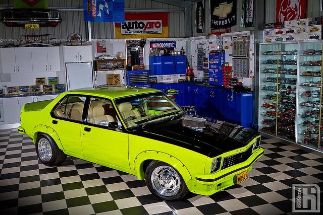 'MRSLR' Holden Torana