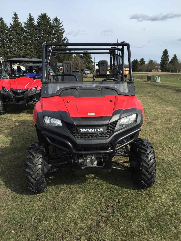 Used 2014 Honda PIONEER 700-4 ATVs For Sale in South Dakota. 2014 HONDA PIONEER 700-4, HONDA PIONEER 700-4 RUNS OUT GOOD AND IS EQUIPPED WITH NEW TIRES!