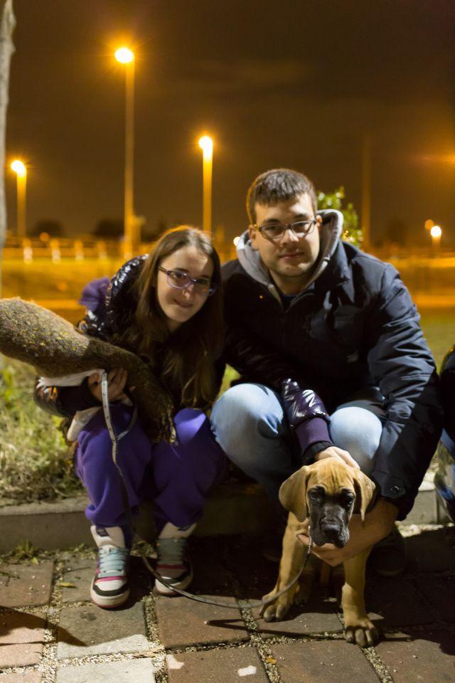 Beamon and his new family - Gianni Facciani