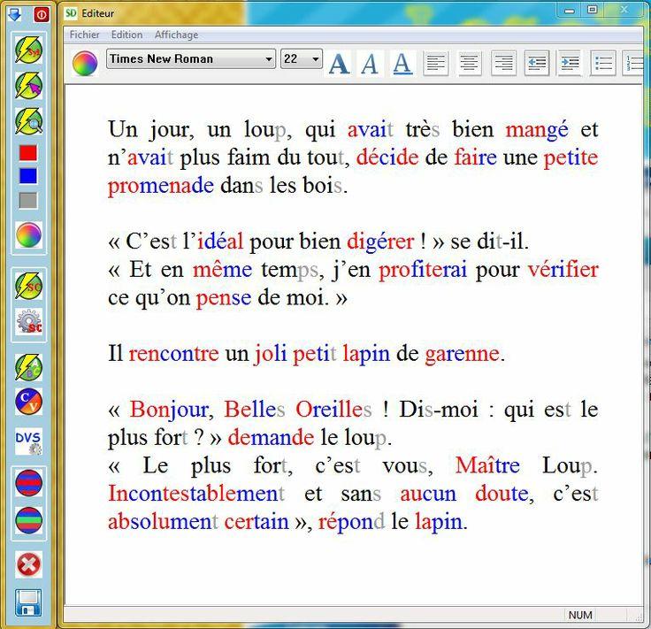 faciliter l u0026 39 apprentissage de la lecture avec le logiciel