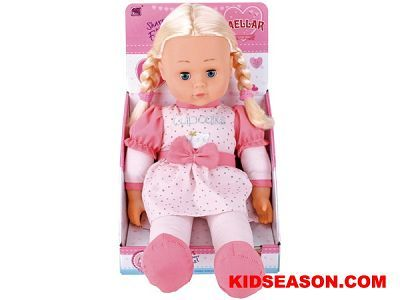 Kidseason Toys, Dolls & Set, Baby Dolls, 17 INCH STUFFED BABY DOLL SET,China