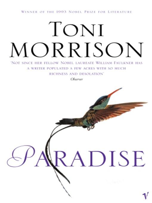 Paradise by Toni Morrison