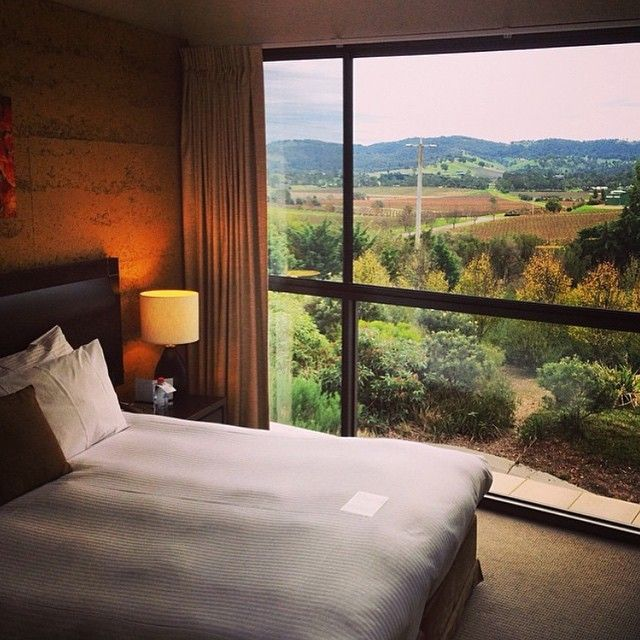 Balgownie Estate Bedroom with a stunning view