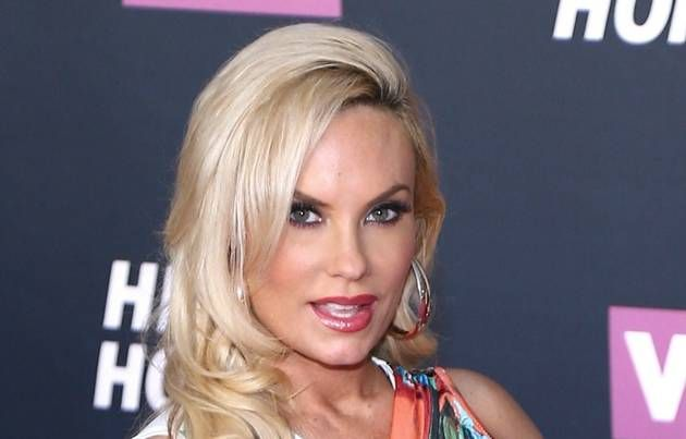 The Stir-Coco Austin Shares Pics of Her 2-Year-Old Daughter & People Are Really Saying 'That Baby Is Ugly'