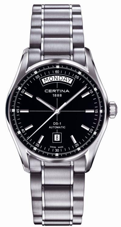 Certina DS-1 Day Date    C006.430.11.051.00