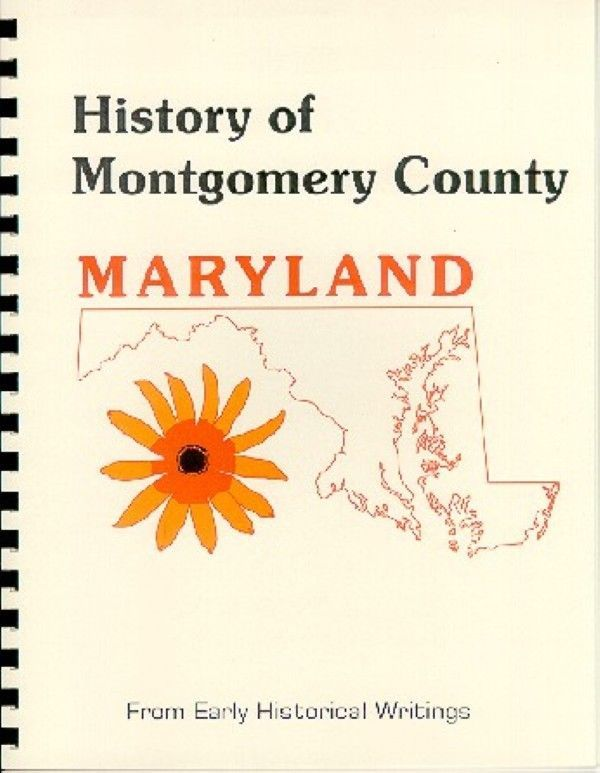 MD Montgomery County Maryland District of Columbia Georgetown Scharf history RP