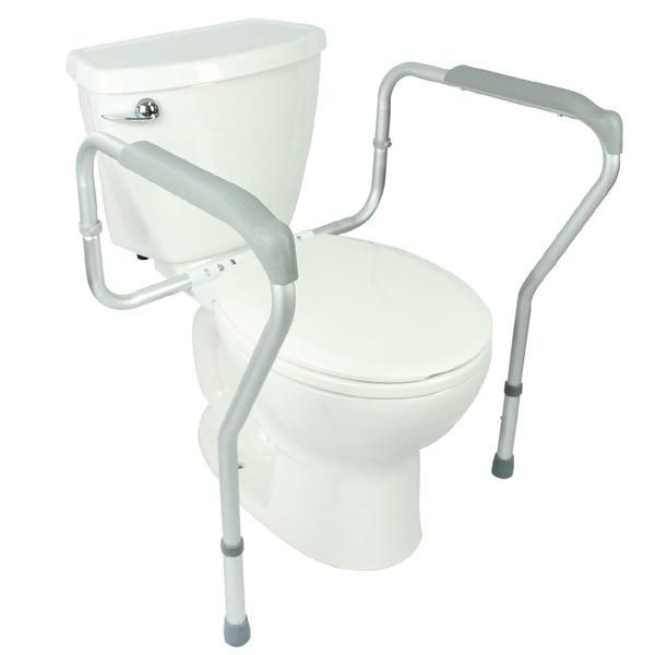 27 best toilet safety rails images on pinterest - Handicap bars for bathroom toilet ...