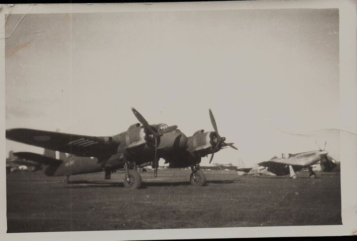 Raaf Bristol Beaufighter And Mustang Aviation History
