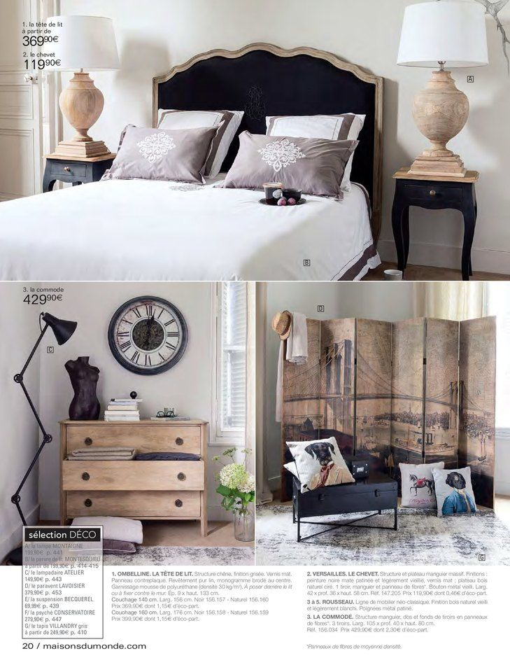 cheap catalogue et promotions de maisons du monde with. Black Bedroom Furniture Sets. Home Design Ideas