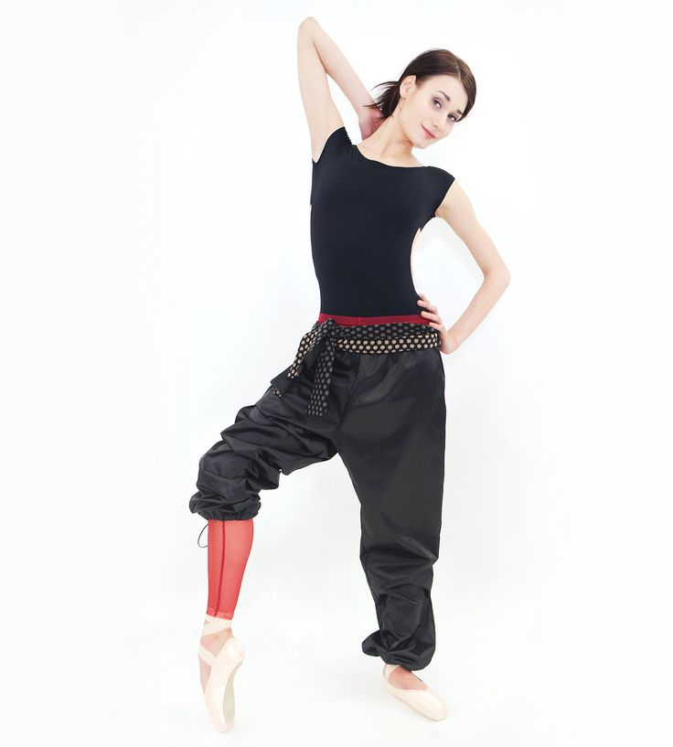 Trousers with belt 100% polyester